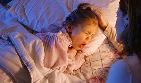 симптомы коклюша у детей