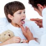 Фарингит у детей